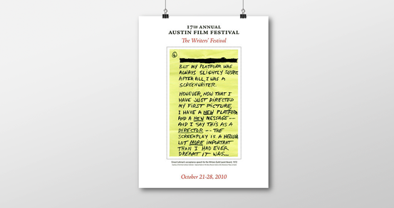 2010 AFF Poster
