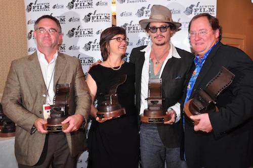 AFF 2011 awardees