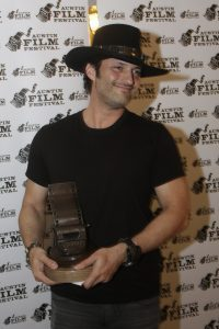 Robert Rodriguez, 2010 Extraordinary Contribution to Filmmaking Award Recipient