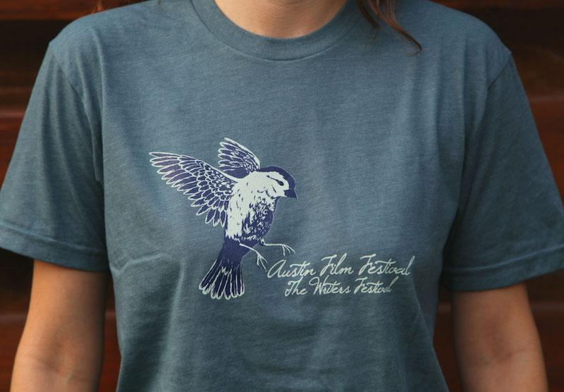 AFF bird shirt