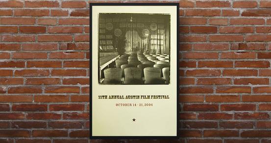 11th annual festival poster-2004