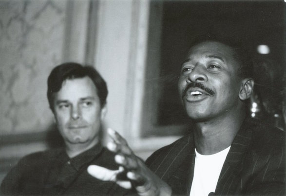 1996 Festival and Confernence panel_Stillman and Townsend