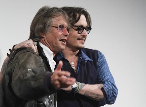 Bruce Robinson Johnny Depp Film Festival