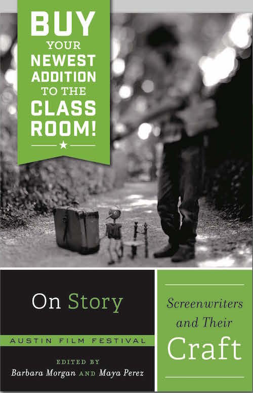 On Story Book - Screenwriters and Their Craft book
