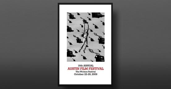 16th festival poster_2009