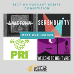 Fiction Podcast Script Competition Judges