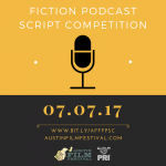 3 Reasons You Should Write A Fiction Podcast Script Even If You Don't Know What A Fiction Podcast Is: