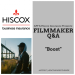 HISCOX Filmmaker Q&A Blog: BOOST