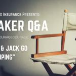 HISCOX Filmmaker Q&A: AMANDA & JACK GO GLAMPING