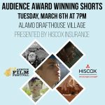 An Evening of Award Winning Shorts presented by Austin Film Festival