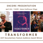 Audience Award Series: Transformer