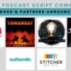 AUSTIN FILM FESTIVAL ANNOUNCES PARTNERS AND JUDGES FOR FICTION PODCAST SCRIPT COMPETITION & CONFERENCE PROGRAMMING