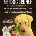 10th Annual Hair of the Dog Brunch