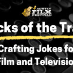 Tricks of the Trade: Crafting Jokes for Film and Television